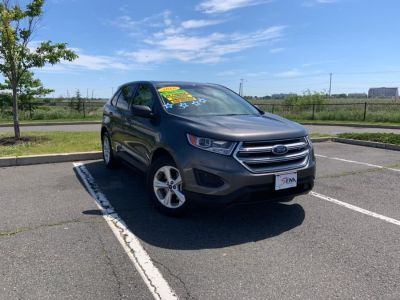 2016 Ford Edge 4dr SE AWD (Gray)