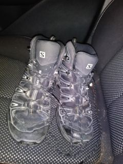 3 pairs of hiking shoes $150 for all