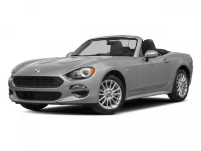 2018 Fiat 124 Spider Classica (Hypnotique Red)