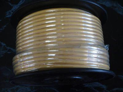 Find BOAT WIRE ELECTRICAL TINNED COPPER 12GA YELLOW 100FT motorcycle in Osprey, Florida, US, for US $39.95