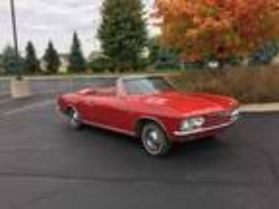 1965 Corvair Corsa Convertible
