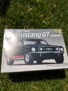 1967 Ford Mustang GT Fastback model BNIP