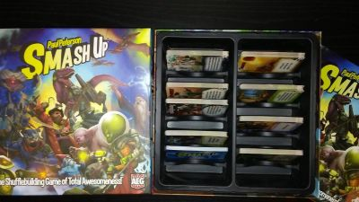 Smash Up Card Game. Excellent Condition