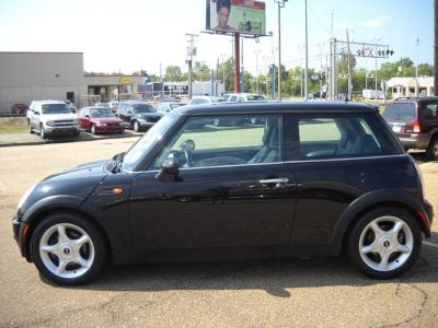 2003 MINI COOPER (2D,5Spd,Air,Sunroof,Loaded)