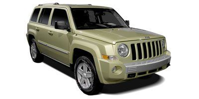 2010 Jeep Patriot Sport (Brilliant Black Crystal Pearl)