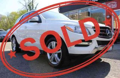 Used 2012 Mercedes-Benz M-Class for sale