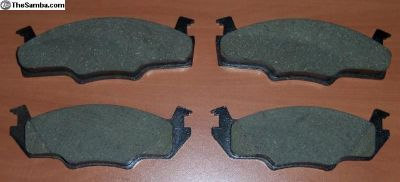 Front Disc Pads Rabbit Jetta Scirocco