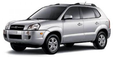 2006 Hyundai Tucson GLS (Platinum Green)