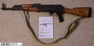 For Sale: WASR Type 10