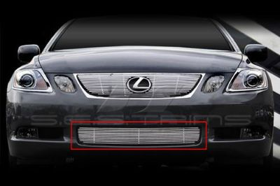 Find SES Trims TI-CG-126B 06-07 Lexus GS Billet Grille Bar Grill Chromed motorcycle in Bowie, Maryland, US, for US $165.00