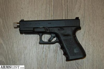 For Sale: Glock Gen 3 Used(ICN ICN7544)