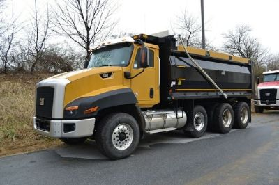Competitive dump truck funding - Available in all 50 states