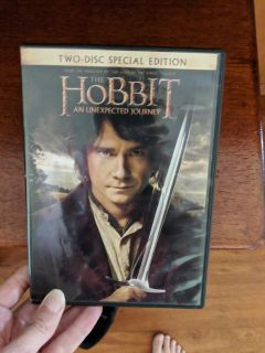 Hobbit an unexpected journey dvd special edition