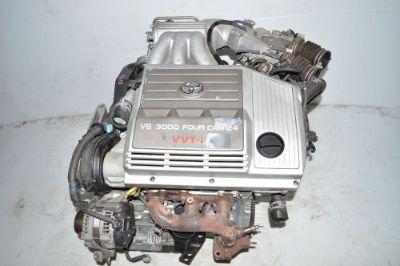 Purchase JDM 99 00 01 02 03 LEXUS RX300 HIGHLANDER 1MZ VVT-i ENGINE 1MZ-FE AWD 3.0 MOTOR motorcycle in Chantilly, Virginia, United States, for US $1,449.00