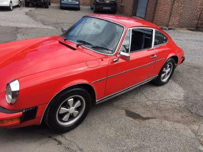 1975 Porsche 911 S
