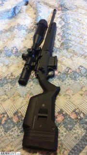 For Sale/Trade: Remington 700 SA AAC-SD