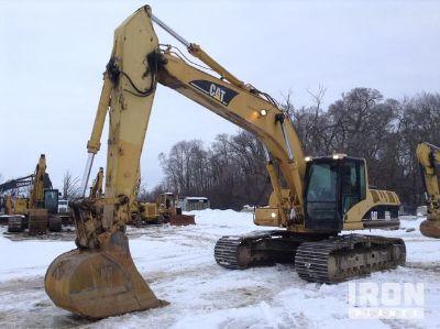 Cat 325CL Track Excavator