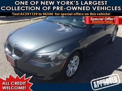 2010 BMW 5-Series 535xi (Space Gray Metallic)