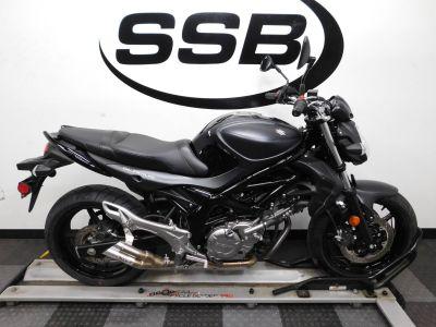 2013 Suzuki SFV650 Sport Motorcycles Eden Prairie, MN