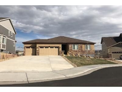 3 Bed 2 Bath Preforeclosure Property in Castle Rock, CO 80104 - Cool Meadow Pl
