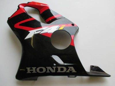 Buy 2001-2006 HONDA CBR 600 F4i LEFT HAND SIDE LOWER MID FAIRING PLASTIC motorcycle in Cedar Springs, Michigan, US, for US $87.12