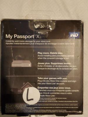Portable hardrive
