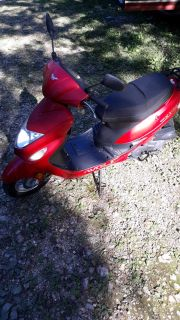 (2016) SCOOTER 100$ OR BEST OFFER!