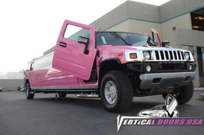 Purchase VDI HUMH20309 - 03-09 Hummer H2 Vertical Doors Conversion Kit motorcycle in Corona, California, US, for US $1,399.00