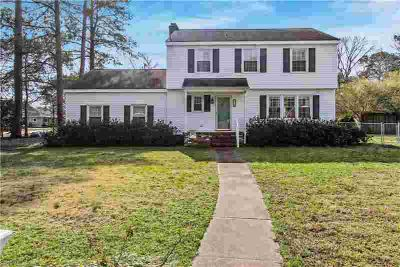 24 Jean Mar DR Poquoson Four BR, This beautiful house sits on a