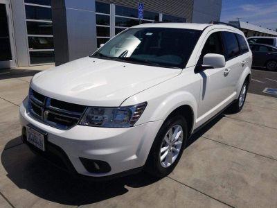 2014 Dodge Journey SXT (White)