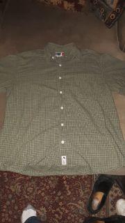 Men's size Medium Arizona Long - Sleeved Dress Shirt