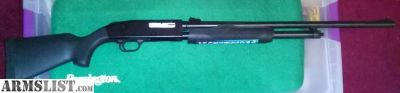 "For Sale: Unfired Mossberg 500 Slugster Pump Action Shotgun 20 Gauge 24"" Barrel Bantam Stock"