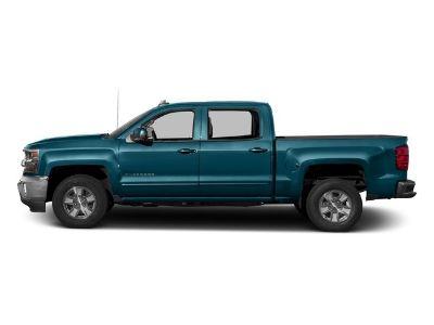 2016 Chevrolet Silverado 1500 LT (Deep Ocean Blue Metallic)