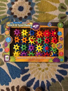 Stack and Spin Gears