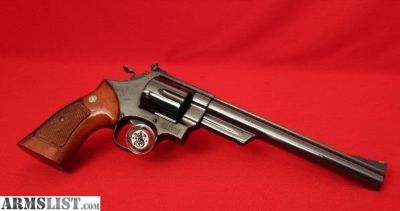 """For Sale: Smith & Wesson Model 29-2 8 3/8"""" .44 3Ts"""