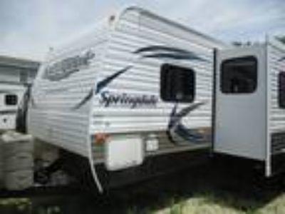 2013 Keystone Springdale 282BHSSR