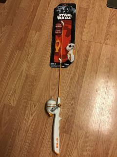 New Star Wars floating fishing combo