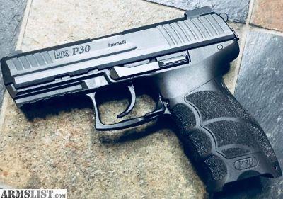 For Sale: Heckler&Koch P30 V3 (9mm)