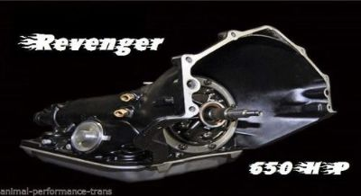 Sell 700R4 Revenger Transmission - Animal Performance motorcycle in Land O' Lakes, Florida, United States, for US $1,375.00