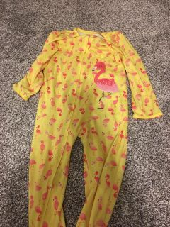 Light weight footed pjs