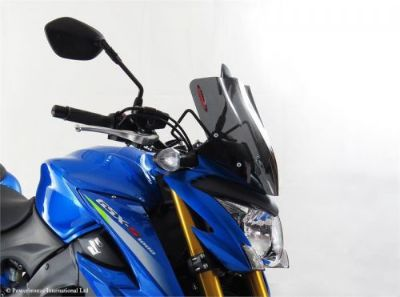 Buy Suzuki GSX-S1000 16 Light Screen Windshield 330mm Light Tint - MADE ENGLAND (PB) motorcycle in Ann Arbor, Michigan, United States, for US $109.95
