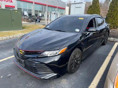 2018 Toyota Camry L (Black)