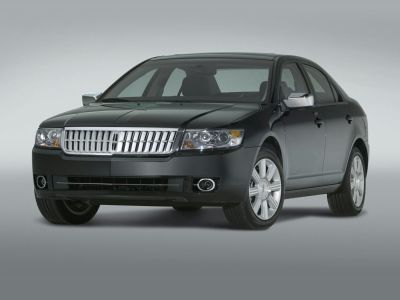 2009 Lincoln MKZ Base (Moss Green Clearcoat Metallic)