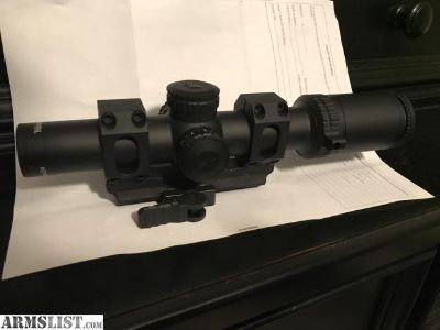 For Sale/Trade: Trijicon Accupower 1-4 brand new
