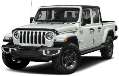 New 2020 Jeep Gladiator 4x4
