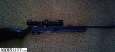 For Sale: Remington 270 semi-automatic