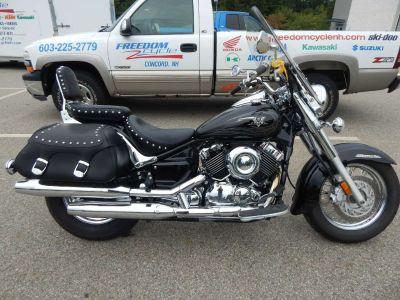 2010 Yamaha V Star Silverado Cruiser Motorcycles Concord, NH
