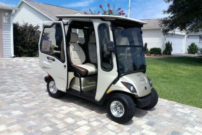 YAHAMA GAS GOLF CART