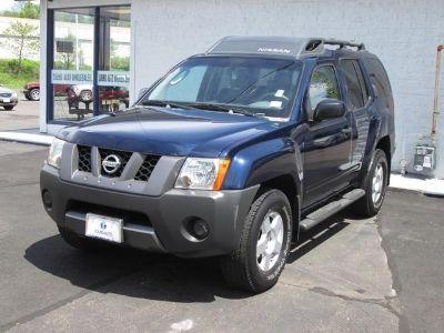 2007 Nissan Xterra X (Blue)
