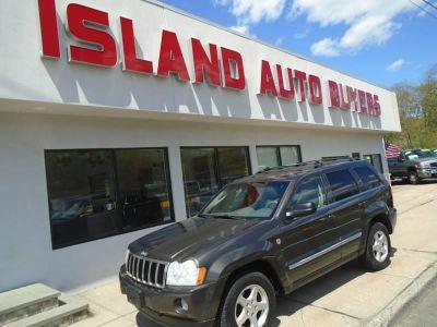 2005 Jeep Grand Cherokee Limited (Dk Khaki Metallic)